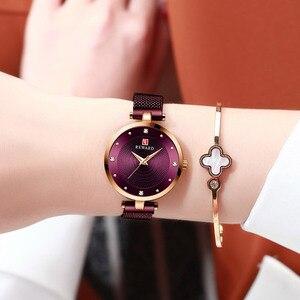 Image 4 - 2019 REWARD Watch Women Luxury Fashion Casual Waterproof Quartz Watches Sport Clock Ladies Elegant Wrist watch Girl Montre Femme