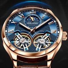 AILANG original brand men's watch luxury mechanical