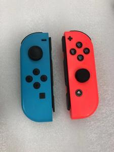 Image 2 - 90% جديد الأصلي مجدد الأزرق L اليسار والأحمر R الحق JoyCon تحكم ل NS نينتندو التبديل Joycon غمبد المقود