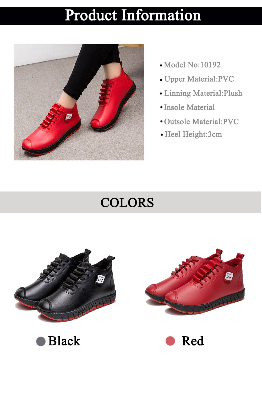 até senhoras de pelúcia sapatos quentes tamanho