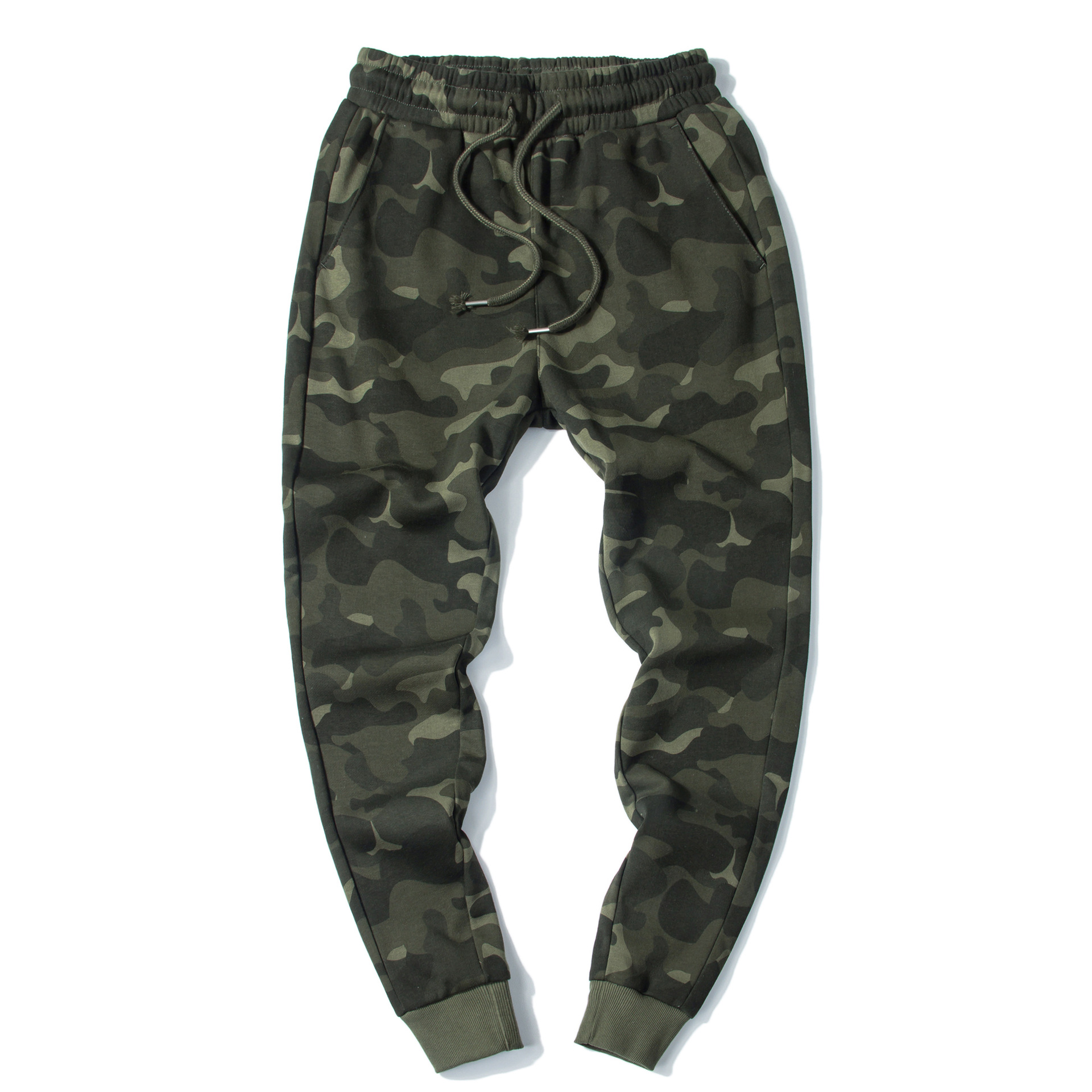 2019 Mens Jogger Autumn Pencil Harem Pants Men Camouflage Military Pants Cotton Comfortable Sweatpants Trousers Camo Joggers