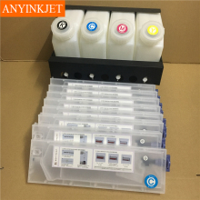 8color bulk ink system for Roland RA640 printer (4tanks+8cartridges) printer dx7 head for roland ra640 vs640 re640