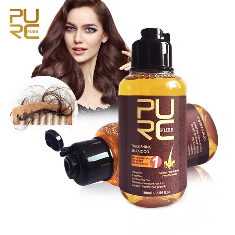 PURC Herbal Ginseng Hair Care Essenc