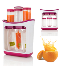 Baby Food Container Toddler Food Mashing