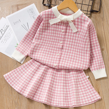 Baby Girls Dress Autumn Winter Children Clothes Soft Plaid Long Sleeve Princess Dresses for Girl Kids Party Dress Spring Wear floral sweater dress teenage baby girl winter autumn spring dress with long sleeve 2018 children s knitted dress for girls
