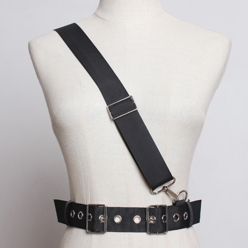 2020 Spring Belt Solid Wide Belt Stylish Corset Belt Trendy Fashion Wide Belt Metal Buckle Waistband Cinturon Mujer Ancho ZK455