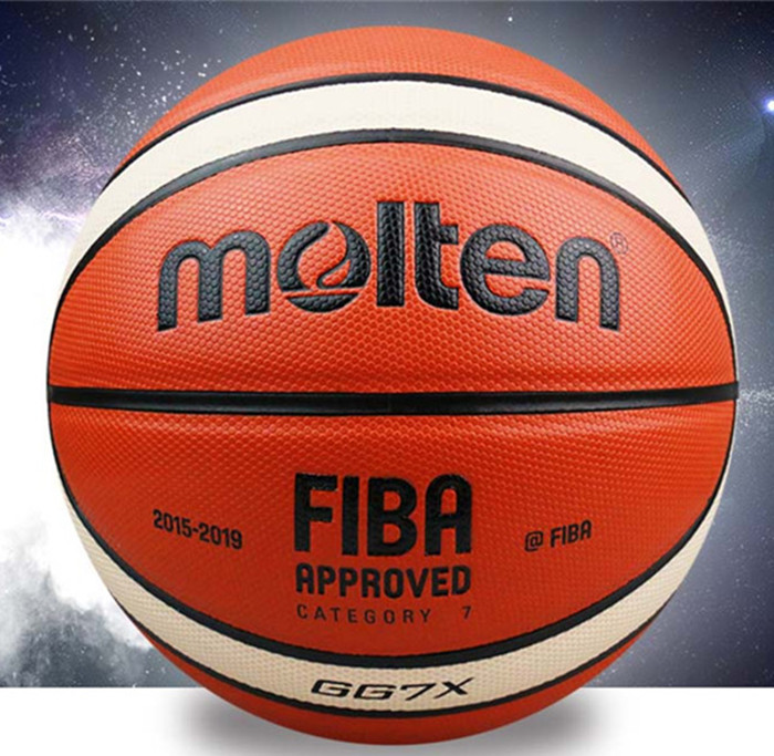 NEW Brand GG7X Basketball Ball PU Material Official Size7 Basketball Men's Basketball Indoor And Outdoor Match Basketball