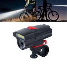 USB Rechargeable Bike Front Head Light Cycling/Bicycle LED Lamp Outdoor Riding!/(China)