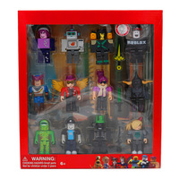 ROBLOX Classics Series Twelve Pack 7cm PVC Suite Dolls Boys Toys Model Figurines Collection Children Christmas Gifts for Kids