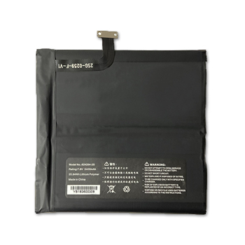 GPD POCKET2 3400mAh Polymer lithium ion / Li-ion battery for GPD Pocket2 Handheld Gaming Laptop,GamePad tablet pc 7.6V
