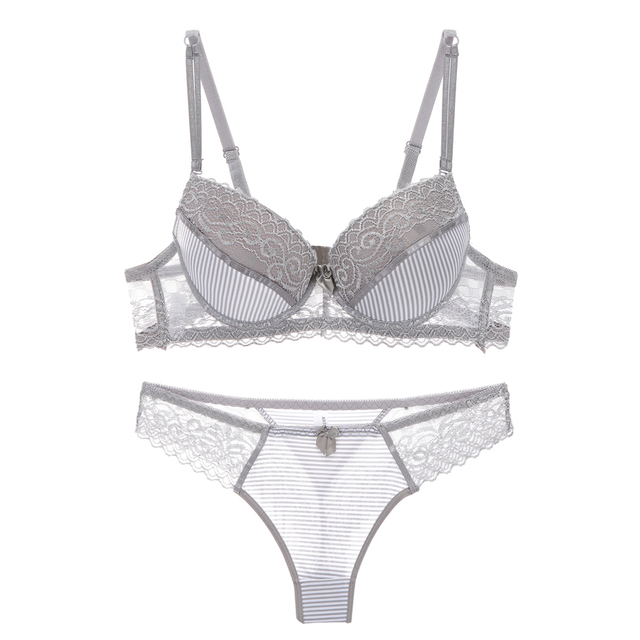 2pcs/lot women bra set intimates l