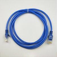 100FT/5/10/15/20/25/30/50 M CAT5 CAT5E Internet Ethernet RJ45 cable LAN Cable conector macho retícula