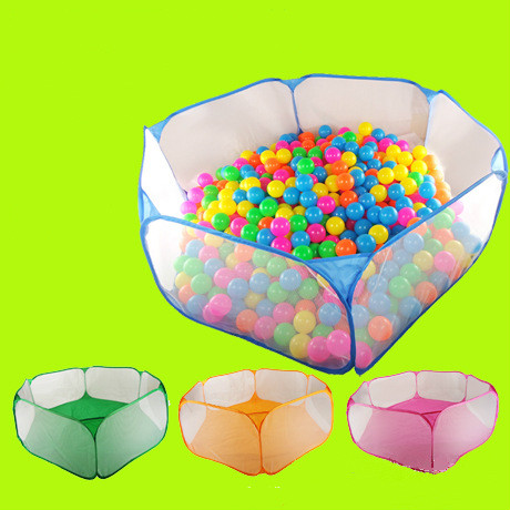 Free Shipping Ocean Ball Pool Children Play House Wave Ball Tent BabyToy 1-2-3 Years Old Children Play House Baby Fence Play Pen