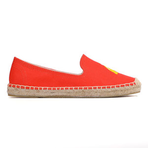 Image 3 - Tienda Soludos Vrouwen Espadrilles 2019 Nieuwe Gehaast Hennep Sapatos Mode Platte Schoenen Vrouw Lui Op Sneakers Mocassins Schoeisel