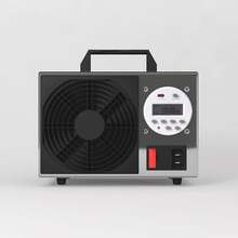 32G Ozone Generator 220V Ozone Machine Stainless steel Air Purifier Air cleaner Disinfection Sterilization Cleaning Formaldehyde