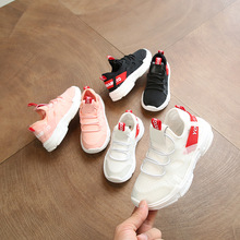 PandaQ Kids Small Baby White Toddler Walk Footwear Childrs Zapatillas Unisex Sneakers Off Shoes Brand Tenis Infantil