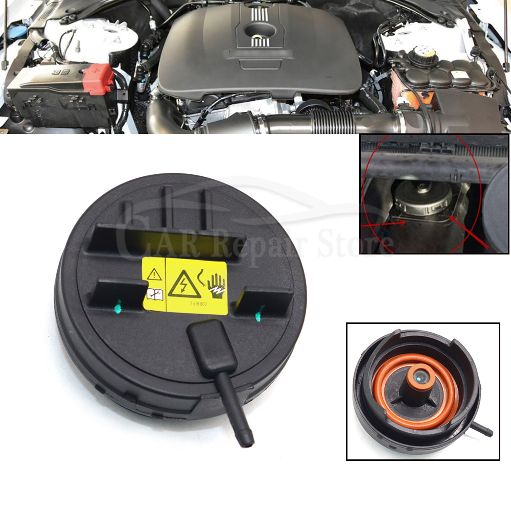 OEM 11127552281 Car Engine PCV Valve Cover For BMW E82 E90 E70 Z4 X3 X5 328i 528i Engine PVC Covers 11 12 7 552 281