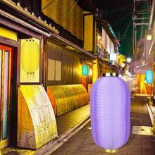 12 дюймов красочные фонари Открытый 2 шт Водонепроницаемый фонарики из ткани складные декоративные аксессуары для фестиваля Вечерние