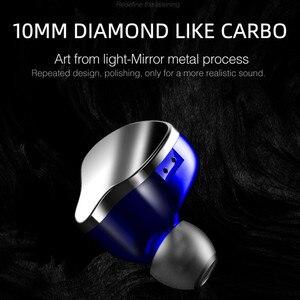 Image 2 - Faaealハイビスカスhifiイヤホン強力なステージiemイヤフォン10ミリメートルのようなダイヤモンドカーボンダイヤフラムダイナミックヘッドセットモニターヘッドフォン