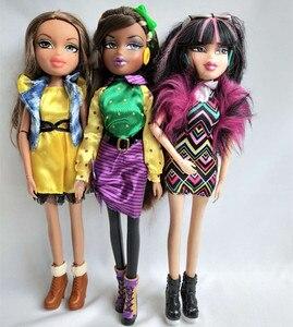 Image 4 - Модная фигурка Bratz Bratzillaz кукла множественный выбор лучший подарок для ребенка 1 шт