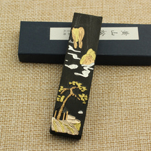 Chinese Calligraphy Writing Ink Stick,Chinese Painting Solid Ink Stick,Song Yan Hui Mo