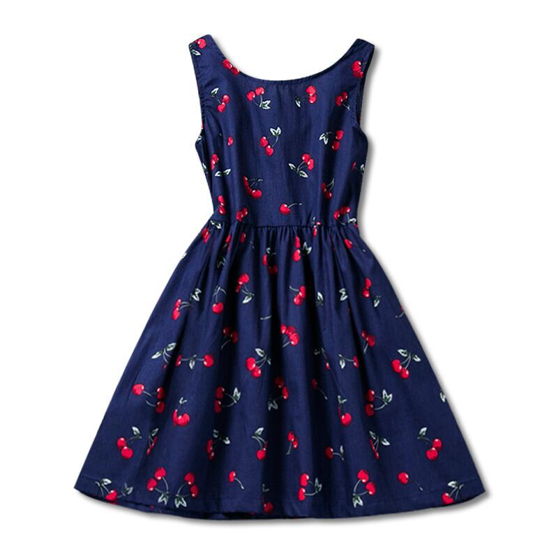 Toddler Kid Baby Girl Summer Flamingo Dress Princess Party Tulle Casual Dresses