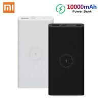 Xiaomi Wireless Power Bank Jugend Version 10000mAh 10W Qi Drahtlose Quick Charge 18W USB Schnelle Lade Tragbare Ladegerät power-in Powerbank aus Handys & Telekommunikation bei