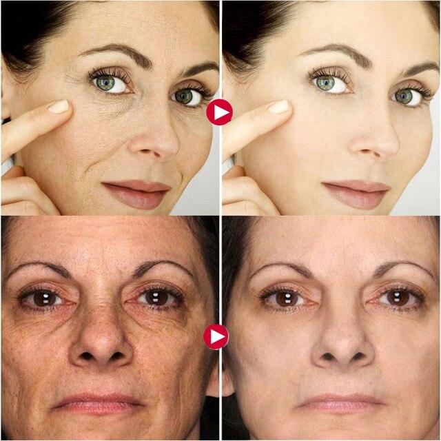Snail Face Cream Collagen Anti-Wrinkle Whitening Facial Cream Hyaluronic Acid Moisturizing Anti-aging Nourishing Serum Skin Care 2