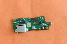 Placa de carga usb original homtom h5, quad core mt6739, frete grátis