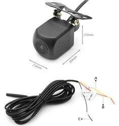 Gran oferta WiFi inalámbrico coche montado Vehiclel de cámara de alta definición de visión nocturna gran ángulo ciego área después de tirar Webcam