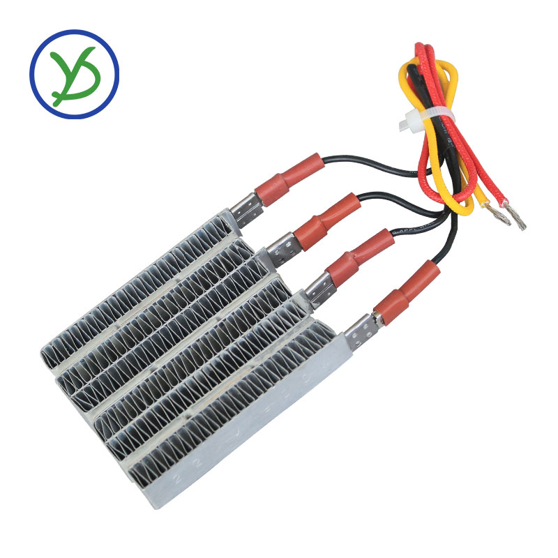 900W 220V PTC Heater Clothes Dryer Heating Apparatus Element Air Heater PTC Ceramic With Wiring Electric Heater Heating Element