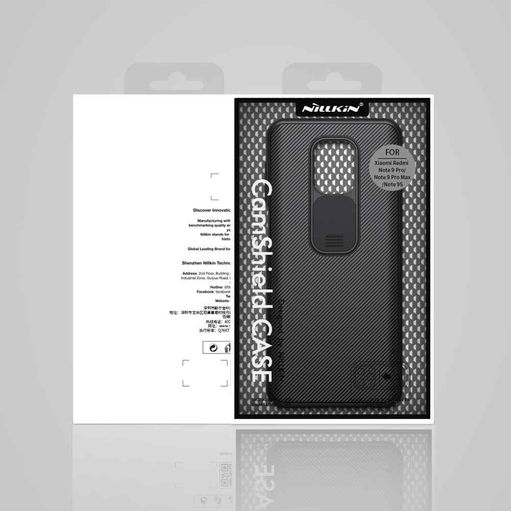 サムスンギャラクシー S20/S20 プラス/S20 超 A51 A71 電話ケース、 nillkin カメラ保護スライド保護カバーレンズ保護ケース