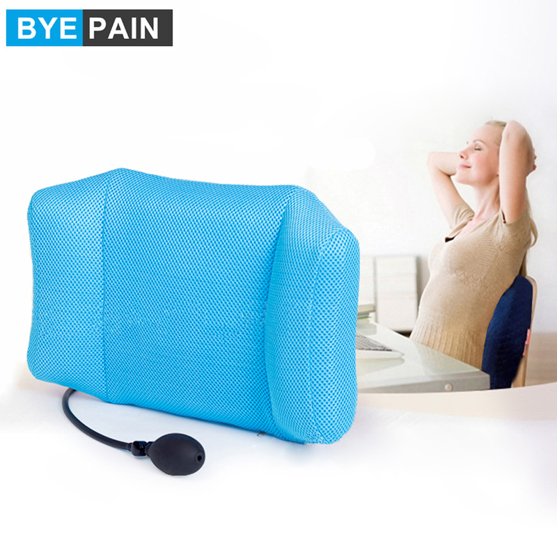 1Pcs BYEPAIN Portable Inflatable Lumbar Support...