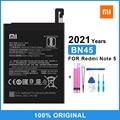 Оригинальный аккумулятор для телефона Xiaomi Redmi Note 5 BN45 для Redmi Note 5 сменный аккумулятор 4000 мАч с бесплатными инструментами