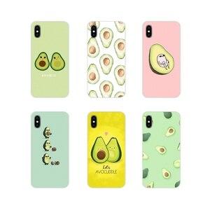 Чехол для телефона авокадо, для Samsung A10 A30 A40 A50 A60 A70 Galaxy S2 Note 2 3 Grand Core Prime, аксессуары