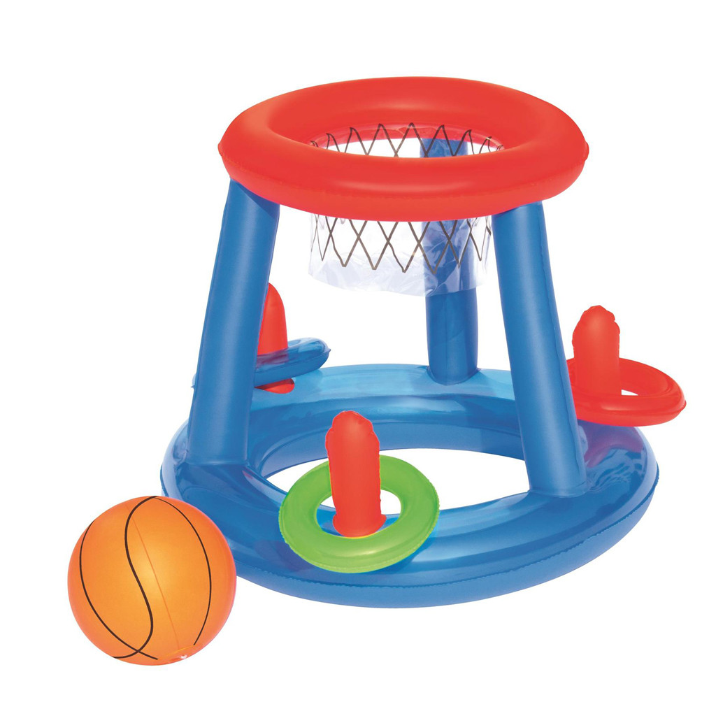 Water Toy Basketball Hoop Pool Float Inflatable Play Game Swimming Pool Water Sport Toy Pool Floating Toys For Children Kids New