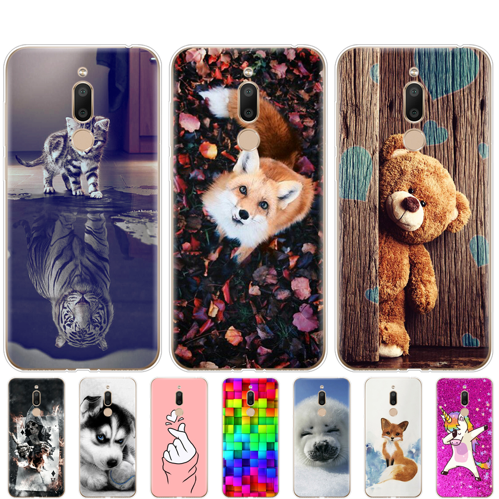 silicon case 5.7 Inch Cover For <font><b>Meizu</b></font> <font><b>M6T</b></font> Soft TPU Back Phone For Fundas <font><b>Meizu</b></font> <font><b>M6T</b></font> Case M6 T M 6T <font><b>M811H</b></font> Protective Coque bumper image
