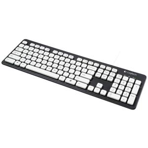 Image 2 - Logitech K310 Washable USB Wired Keyboard 108 Keys Gaming Office Keyboards For Windows XP Vista 7 8 Desktop Laptop PC Computer