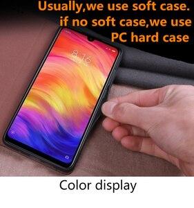Image 3 - Sac à rabat magnétique en cuir véritable pour OnePlus 7T Pro/OnePlus 7 T/OnePlus 7 Pro/OnePlus 7 housse de téléphone coque socle