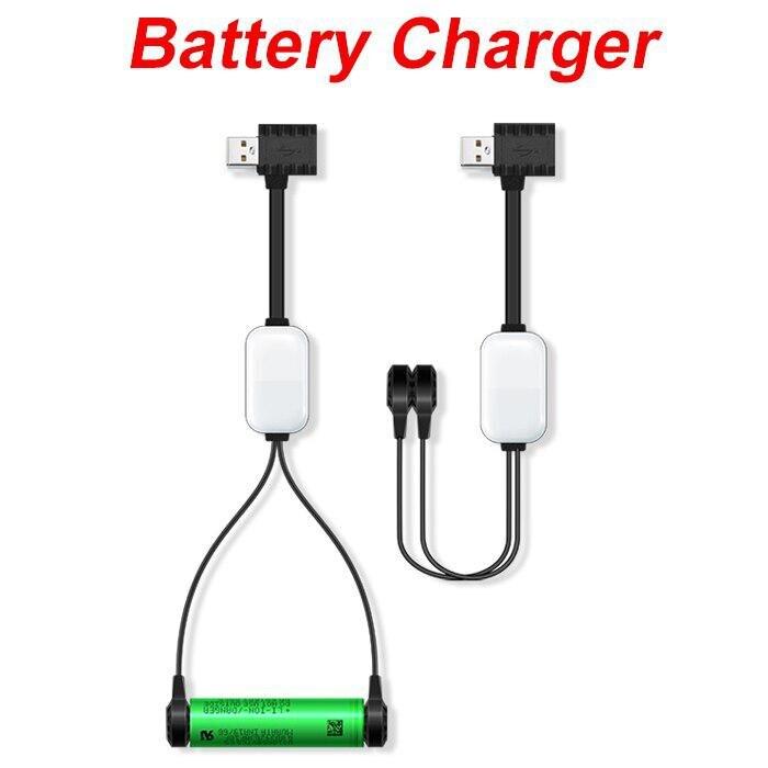BEESCLOVER зарядное устройство для 18650 аккумуляторов многофункциональное магнитное USB зарядное устройство мини зарядка/разрядка внешний аккуму...