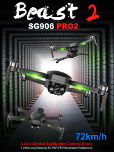 Professional Drone Gimbal Camera Rc-Quadcopter Wifi 3-Axis Sg906 Pro2 Self-Stabilization