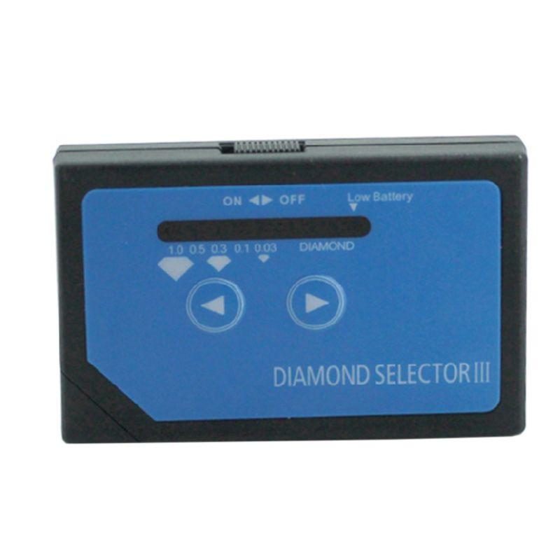 Diamentowe narzędzie do wyboru kamieni szlachetnych dźwięk lampka ostrzegawcza Tester klejnotów o wysokiej dokładności