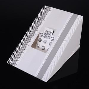 Image 1 - Professional Focus Calibration Ruler Folding Card Lens Calibration Alignment AF Micro Adjustment Ruler Chart 19x12.3cm Mayitr