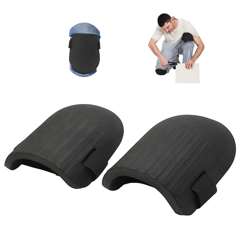 1 пара поролоновых наколенников, Мягкие Рабочие прокладки для защиты от непогоды на рабочем месте, садовая Чистка, наколенники|Наколенники|   | АлиЭкспресс