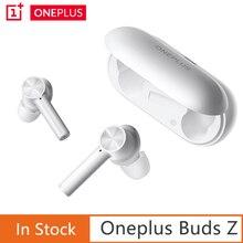 מקורי OnePlus ניצני Z TWS אוזניות דיראק אודיו מקלט IPX4 אלחוטי Bluetooth 5.0 אוזניות עבור OnePlus 8 פרו
