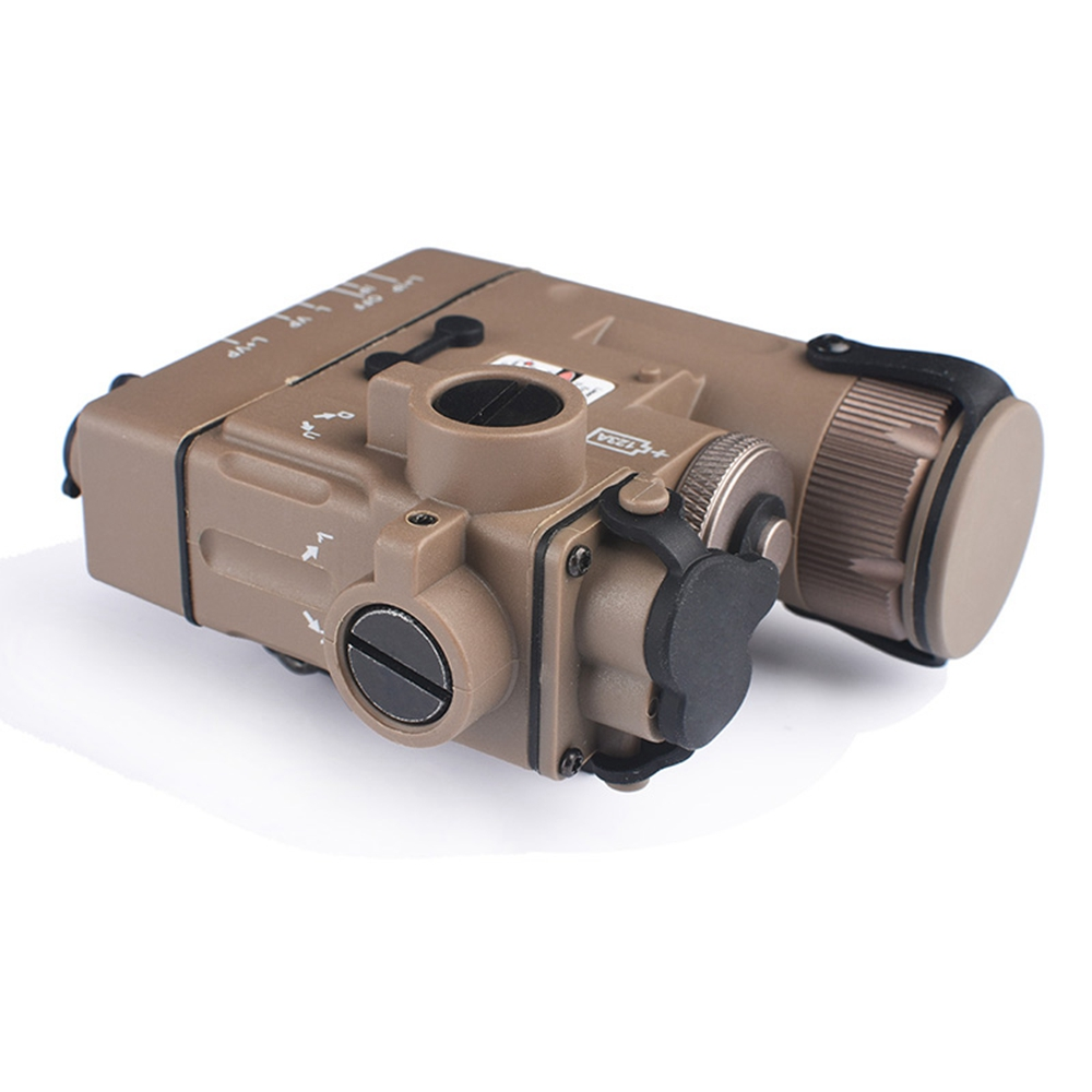 Image 5 - Airsoft Tactical Flashlight DBAL MKII IR Laser LED Torch Multifunction Softair DBAL D2 Weapon Lights Red Laser DBAL A2 EX328-in Weapon Lights from Sports & Entertainment
