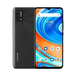 UMIDIGI A9 Android 11 глобальная версия смартфона 13MP AI тройной Камера, 3 Гб оперативной памяти, 64 ГБ Helio G25 Octa Core 6,53 дюймHD + 5150 мА/ч, мобильный телефон