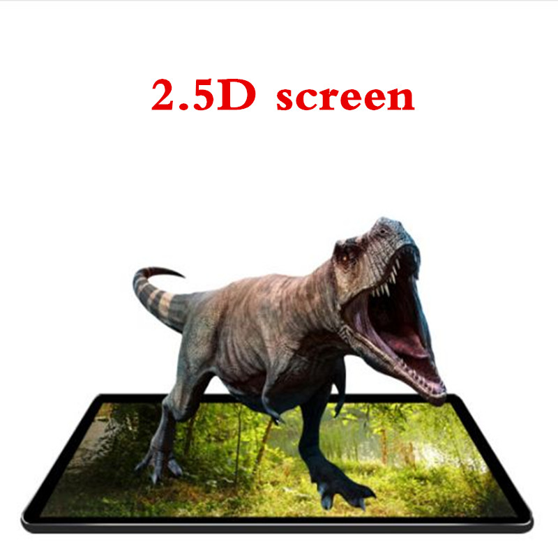 10.1 Inch 3G 4GLTE Phone Call Tablets Octa Core Tablet Pc Android 9.0 Tablet 4G Ram+64G Rom WiFi GPS Dual SIM Pc Tablet FM