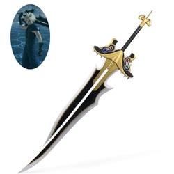 FF7 Final Fantasy VII Remake Cloud Twin Stinger Prop Cosplay Replica Sword