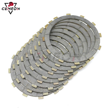 For Ducati 748 749 851 888 900 916 944 996 998 999 1098 1198 Monster 900 1000 1100 dry clutch friction disc clutch plate kit